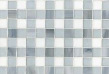 Collection: Gingham & Plaid / New Ravenna is an American mosaic studio collaborating on custom mosaic stone and glass tile with designers & architects everywhere. For more mosaic tile ideas please visit, www.newravenna.com.  #gingham #plaidtile #buffalocheck