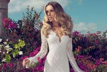 Gorgeous Wedding Gowns / Every bride should feel stunning in her wedding gown. These beautiful and unique gowns featured in WedAZ Magazine and around the web will have you feeling like a queen.