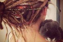 dredlocks....and love...<3