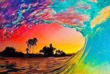 the sea........=)
