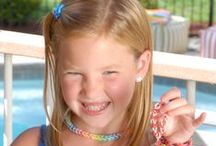 Bandaloom Kids / See the coolest rubberband bracelets that are a must have for kids of all ages! / by Bandaloom