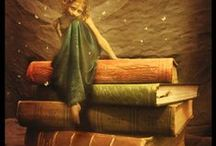 *~~Books and Book Art~~* / To be lost in the magic of a beautiful book! / by noelene ward