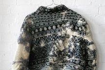 Inspirational knits / Inspirational knitwear