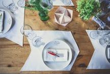Ready, Set, Tablescapes! / Beautiful tablescapes and table decor ideas for your wedding.