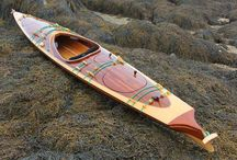 Boats & Kayaks / Beautiful wooden boats