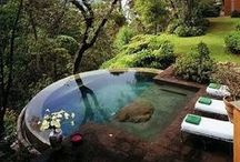 Swimming pools / Natural pools