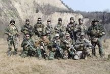9° Tactical softair Team / Italy airsoft