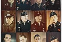 3rd Reich Color Picture : Portraet / It is not a celebration of Nazis, Just reich figure collection. categorized color photo #2.