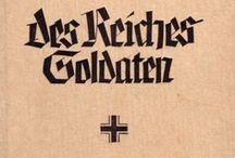 Der Dritte Reich : Picture / It is not a celebration of Nazis, Just reich collection. categorized like Wolfgang Willrich, Propaganda Poster.