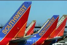 Southwest Airlines / by Jay Lam