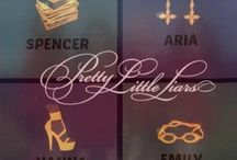 -A / All the best moments from pretty little liars including the couples, favourite liar is aria so favourite is ezria