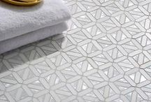 J E W E L / Sparkling, shimmering, bold and alive, New Ravenna is an American mosaic studio collaborating on custom mosaic stone and glass tile with designers & architects everywhere. www.newravenna.com.  / by New Ravenna