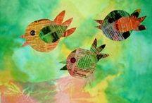 Ptáčci - nápady, inspirace