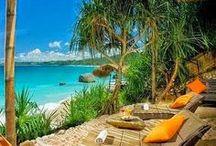 Seaside resorts   ⛱ ⛵  ️