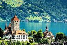 Switzerland + FL  ✈