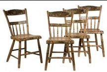 Chairs, Benches & Settees / by Diane Shellenberger
