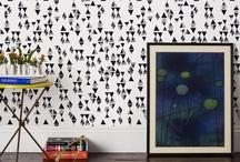walls & wallpaper