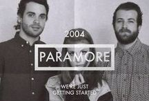 paramore. / Don't try to take this from me. ____  Lost the battle. Win the war.