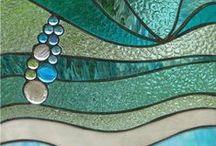 Mosaic, tile, enamel, glasses/ mozaik, üveg, zománc, csempe