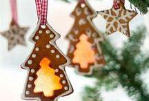 Xmas decoration/ Karácsonyi dekor