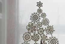 diy xmas tree/diy karácsonyfák