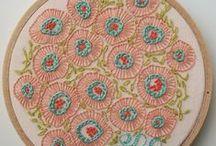 Embroidery-lacing/hímzés-csipke