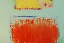 Abstracts / Abstract paintings from Bob Brown Art.