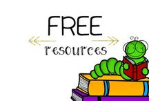 Teaching Freebies / Teacher freebies / free resources and my favorite teacher blog posts!