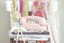 ♥ Shabby chic, Vintage and Bohemian kid bedroom ♥