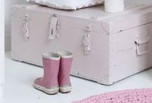 ♥ Little girl bedroom ♥ / Girly, pink and sweet bedrooms for little girls