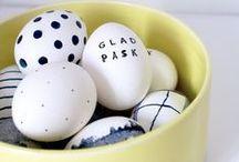 black and white easter/fekete-fehét húsvét