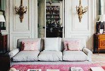 INTERIOR: paris lookbook