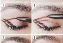 Make Up and Hair Styles / Makeup and hair tips...