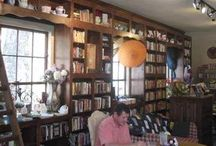 Bookshop cafe