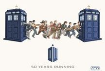 Dr who /  Whovian ;-)