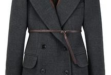 female . style . attire . fabrics