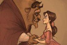 Disney character sketch