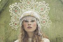 Crowns / Diadems / Headpieces