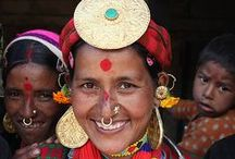Nepal Travel, Textiles and Traditional Dress / Inspiration for travel, textiles and traditional dress in Nepal