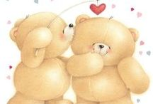 forever friends bears / Forever friends cute bears