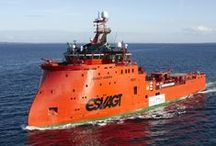 Tug, Supply & Rescue / Tugs, supply, rescue and general work vessels