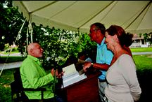 Tent Week / Find more information  about our Tent Week participants here! 2016 and 2015 included
