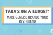 Tara's on a Budget / As Blogger and budget aficionado, Tara K. helps students across the country enhance their knowledge about money management and everyday life. She is constantly looking for new ideas to transform into great advice for you.