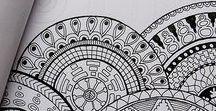 Doodles and Zentagles