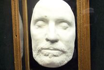 Death Masks, Recreations and Depictions