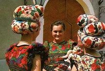 Hungary Travel, Textiles and Traditional Dress / Inspiration for Travel, Textiles and Traditional Dress in Hungary