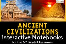 Ancient Civilizations / Ancient Civilizations and 6th Grade Curriculum! Ancient Mesopotamia, Ancient Egypt, Ancient Greece, India, Israel, China, and Rome.