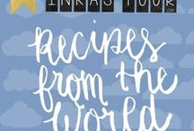 Inkas Tour | Recipes from the World / Bring the Taste of the World to your Home, and bake or create this Recipes to get that feeling of being far away. Recipes from the World, Recipe, Baking, Cakes, Cookies, World Baking, Baking around the World