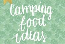 Camping Food Ideas / Are you going Camping? Are you stuck or bored of always the same Camping Food?  (camping food, camping food vegetarian, camping food breakfast, camping food, camping food breakfast campfire,camping food dinner vegetarian)