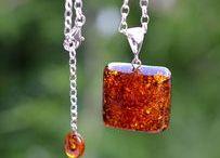 Baltic amber necklace / Beautiful Baltic amber jewelry, Baltic amber jewellery,